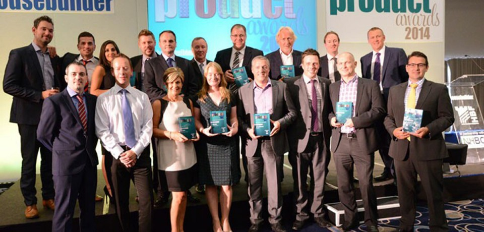Housebuilder Awards Winners Group
