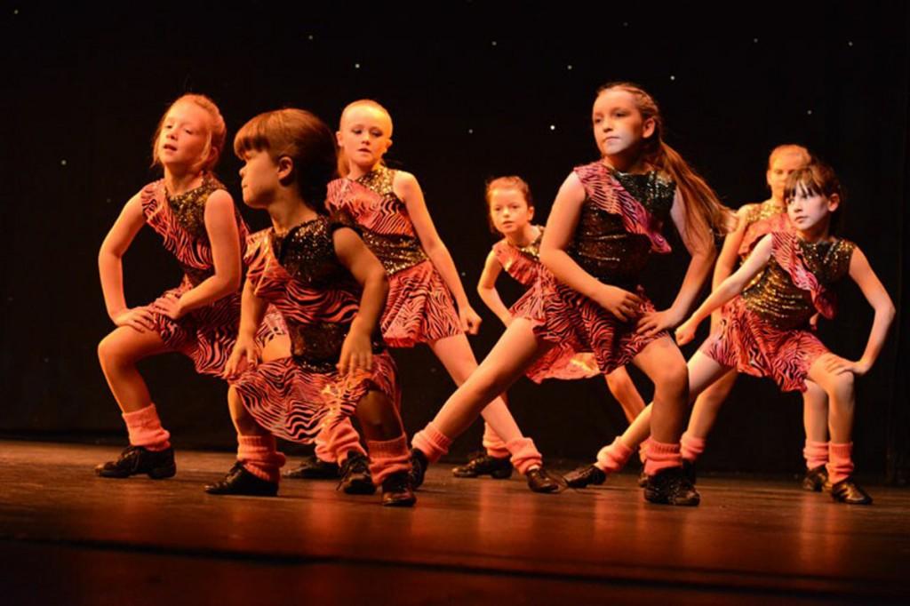 Central Stage Kids